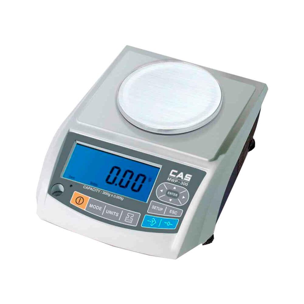 Balanza de Precisión CAS Modelo: MWP-300