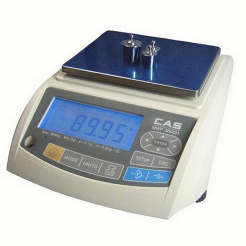 Balanza de precisión CAS Modelo: MWP3000