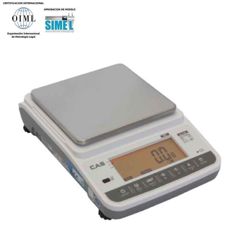 Balanza de precisión CAS Modelo: XE-6000 H